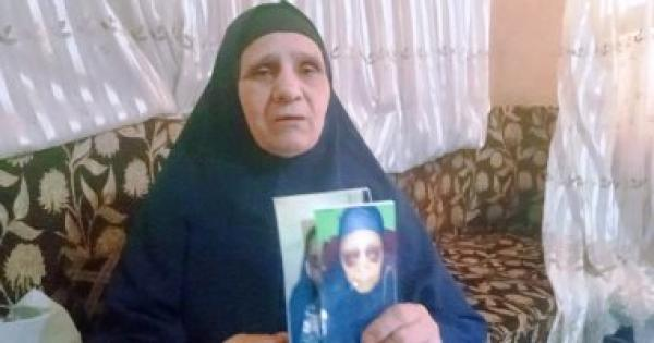 سيدة عذبها ابنها فى كفر الشيخ : سعيدة بحبسه والآن أنام مطمئنة.. فيديو وصور