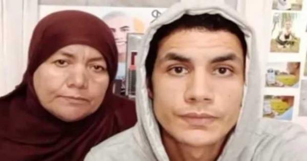 القبض على متحدى السرطان محمد قمصان ووالدته.. تفاصيل