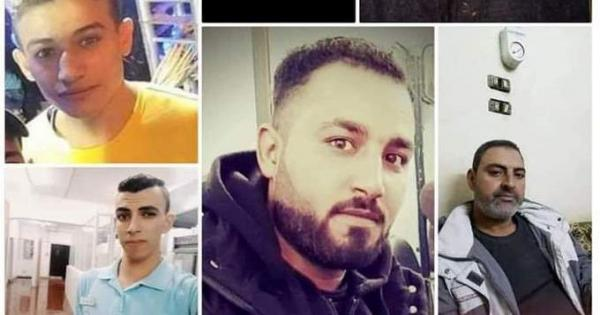 خطف 10 مصريين في ليبيا والتهديد بذبحهم   أسماء وصور