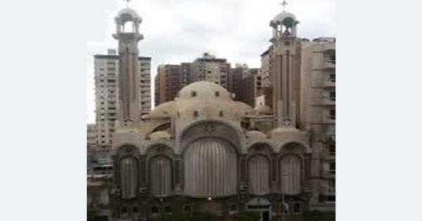اليوم.. كنيسة القديسين بشارع 45 تحتفل بعيد نياحةالقديس دماديوس