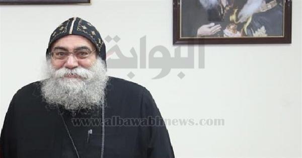 الأنبا ساورفيم يصدر قرارات صارمة لصلاة عيد الغطاس