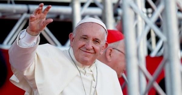بابا الفاتيكان: أشجع عمل الدول والأشخاص لأجل عالم خالٍ من الأسلحة النووية
