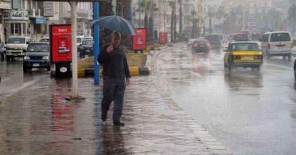 الأرصاد: منخفض جوي يضرب البلاد اليوم.. صقيع على سيناء وأمطار في 8 مناطق
