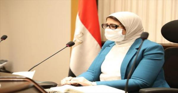 وزيرة الصحة: لقاح كورونا اختياريا.. والمتلقي يوقع على الموافقة المستنيرة