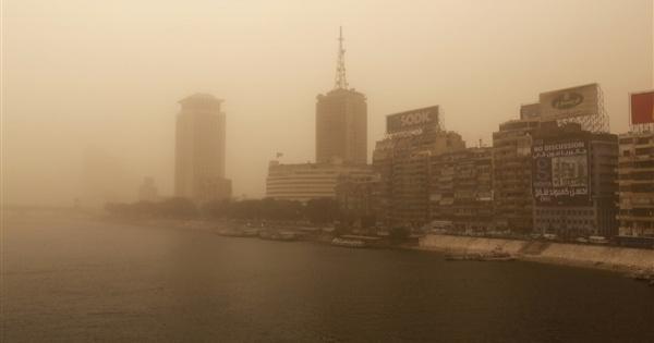 الأرصاد: سحب رعدية تتجه إلى القاهرة