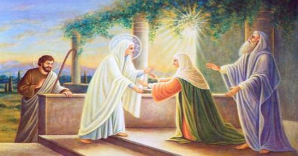 في اليوم الثاني لصوم نينوى.. الكنيسة تحتفل بتذكار نياحة القديسة اليصابات