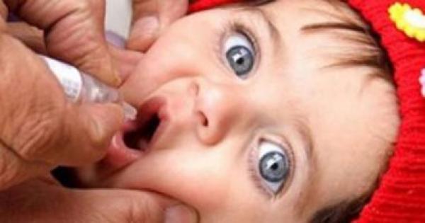 إطلاق الحملة القومية للتطعيم ضد شلل أطفال 28 فبراير ولمدة 4 أيام