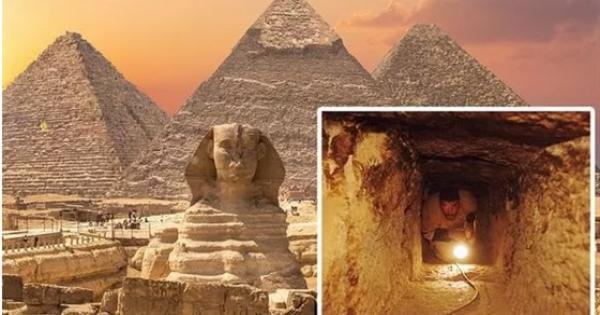 اكتشافات غامضة وأسرار أسفل الهرم الأكبر.. تفاصيل
