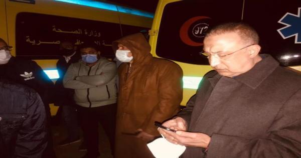 مصدر أمني: حصيلة ضحايا مركب الإسكندرية 6 قتلى و6 مصابين حتى الآن