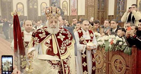 غدا.. البابا تواضروس يترأس رسامة الأساقفة الجدد بكاتدرائية ميلاد المسيح بالعاصمة الإدارية