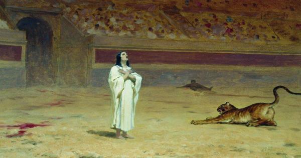 عذبت ببقرة وفرحت بالموت.. تعرف على القديسة «بربتوا الشهيدة»