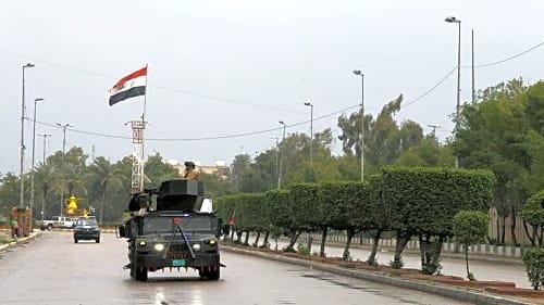 بعد مغادرة بابا الفاتيكان.. انفجار في العاصمة العراقية بغداد