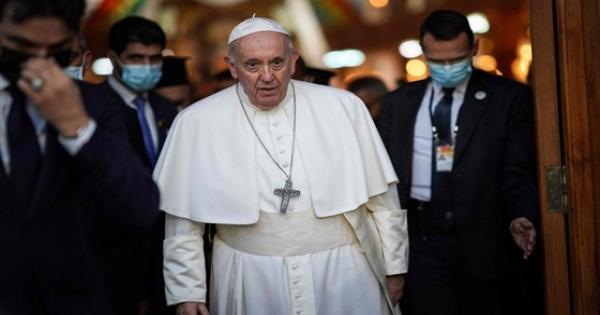 البابا فرنسيس: لا يمكن الصمت عندما يسيئ الإرهاب إلى الدين