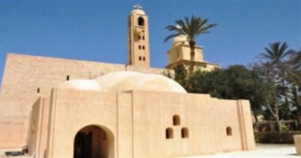 دير القديس مار جرجس يمنع الزيارة خلال أيام الصوم الكبير