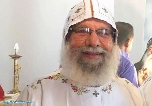 معلومات عن القمص أغابيوس قبل رسامته رئيسا لدير الأنبا بيشوي اليوم