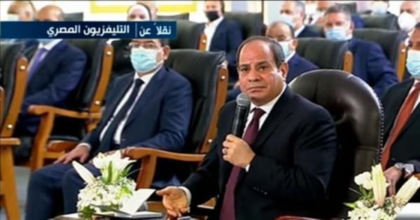السيسي طالب بمشاهدته.. ننشر فيديو مهماً بشأن سد النهضة منذ 2018