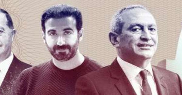 نصيف ساويرس أغنى أغنياء العرب في «فوربس 2021».. و5 مصريين ضمن قائمة الأثرياء