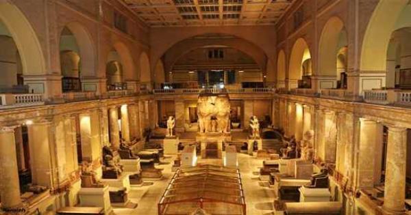 اليونسكو : إدراج المتحف المصري بالتحرير على القائمة التمهيدية لمواقع التراث العالمي