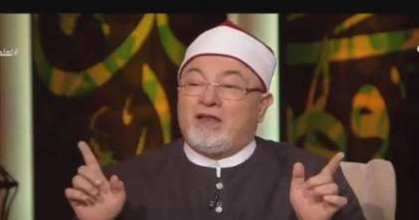 """خالد الجندي: من يقول إن الفراعنة كفار """"جاهل"""""""