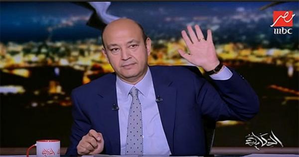 (فيديو) تعليق قوي من عمرو أديب على حادث قطار طوخ