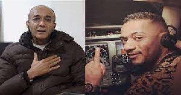 المحكمة تلزم محمد رمضان بدفع تعويض 6 ملايين جنيه للطيار أشرف أبو اليسر