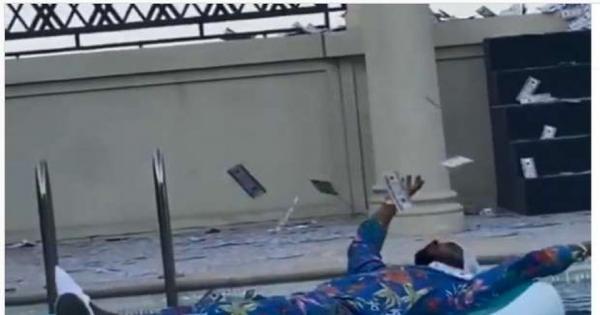 أول بلاغ ضد محمد رمضان بعد «دولارات حمام السباحة»