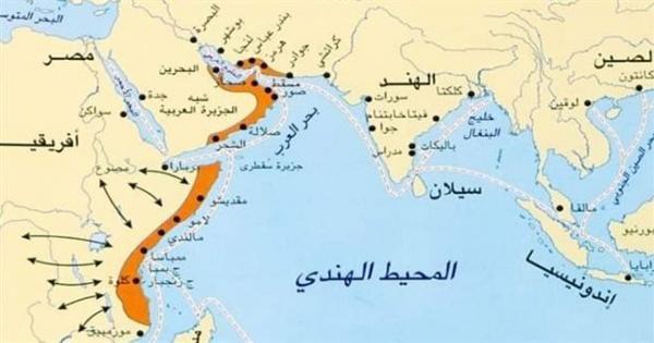 بعد سقوط الصاروخ الصيني .. ما لا تعرفه عن بحر العرب وسبب تسميته