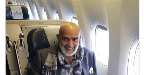 «تزوج 11 مرة».. أبرز المعلومات عن أشرف السعد تزامنا مع عودته لمصر