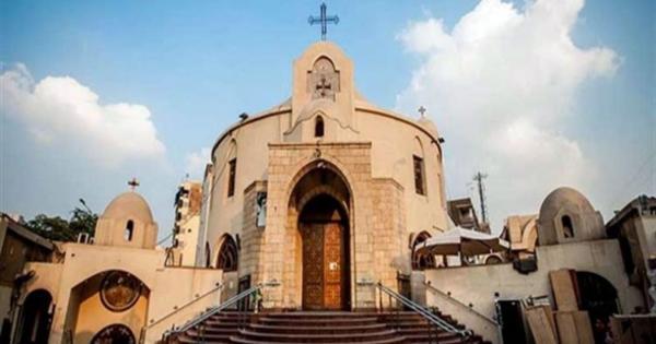 كنيسة العذراء الحافظية بشبرا تعلن إيقاف القداسات والخدمة لمدة أسبوعين