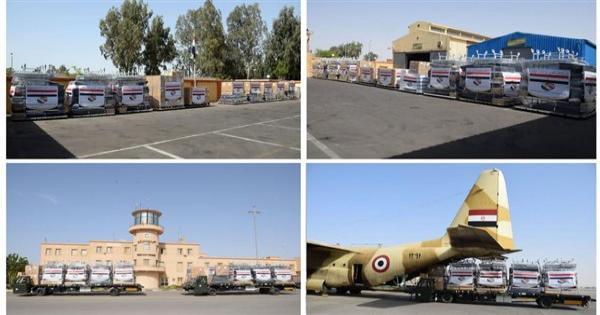 بتوجيهات من الرئيس السيسي مصر ترسل مساعدات طبية للهند