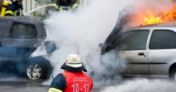 معقم قاتل.. عبوات «الكحول» تتسبب في حوادث حريق السيارات