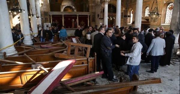كيف استغلت الجماعات الإرهابية الانتحاريين في نسف الكنائس؟
