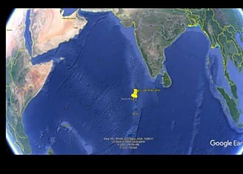 بعد سقوط بقايا الصاروخ الصيني التائه فوقه.. ماذا تعرف عن بحر العرب ؟