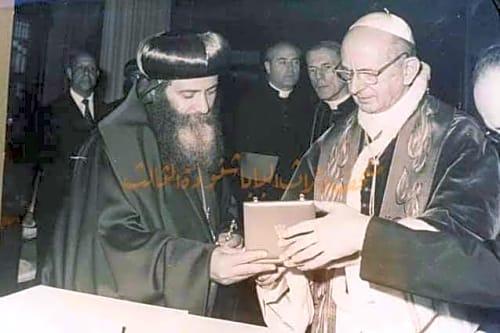 تذكار عودة رفات القديس البابا أثناسيوس الرسولي - صور