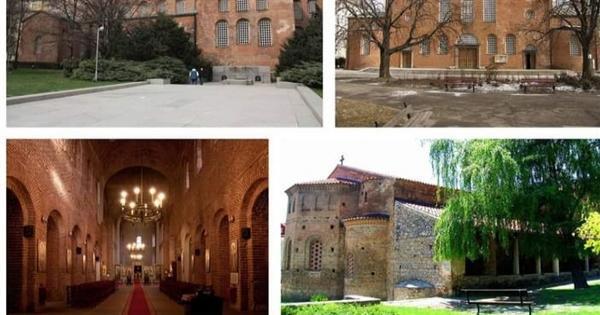 قصة كنيسة القديسة صوفيا بالعاصمة البلغارية