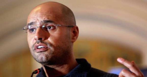 نجل القذافى يعلن ترشحه للرئاسة فى ليبيا