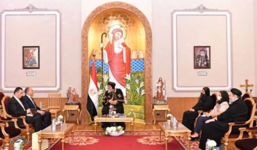 البابا تواضروس: الوجود المسيحي جزء أصيل من نسيج ومستقبل الشرق الأوسط